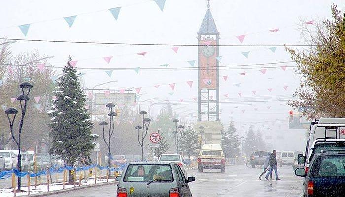La provincia de la nieve