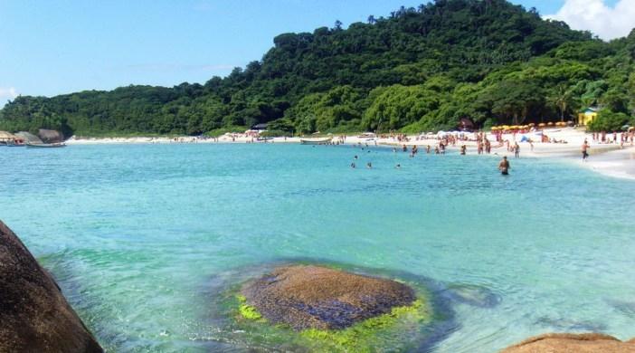 El sur de Brasil se engalana con las hermosas playas de Florianopolis