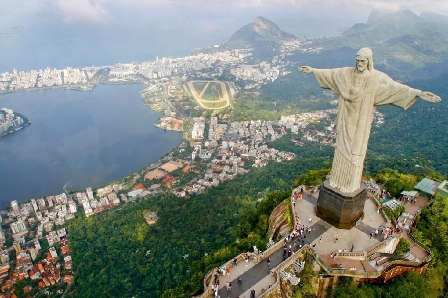 Río de Janeiro puede ser casi interminable