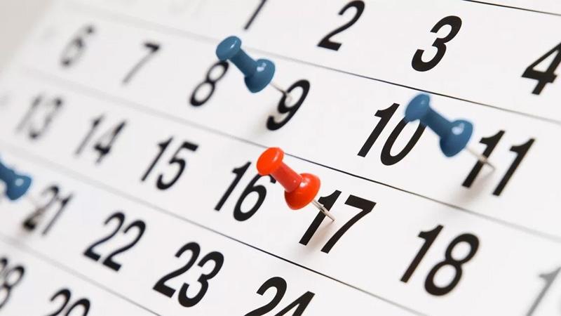 Se definió el calendario de fines de semana largos para dos mil dieciocho y dos mil diecinueve
