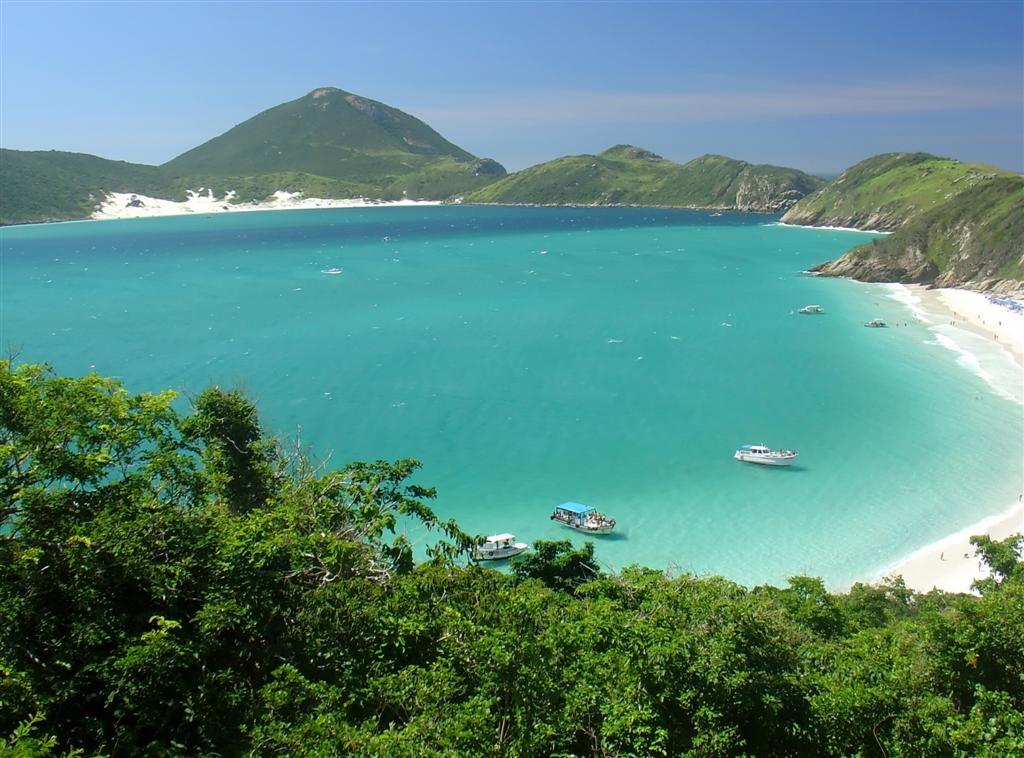 Sol, playa y diversión a lo largo de toda la costa Brasilera