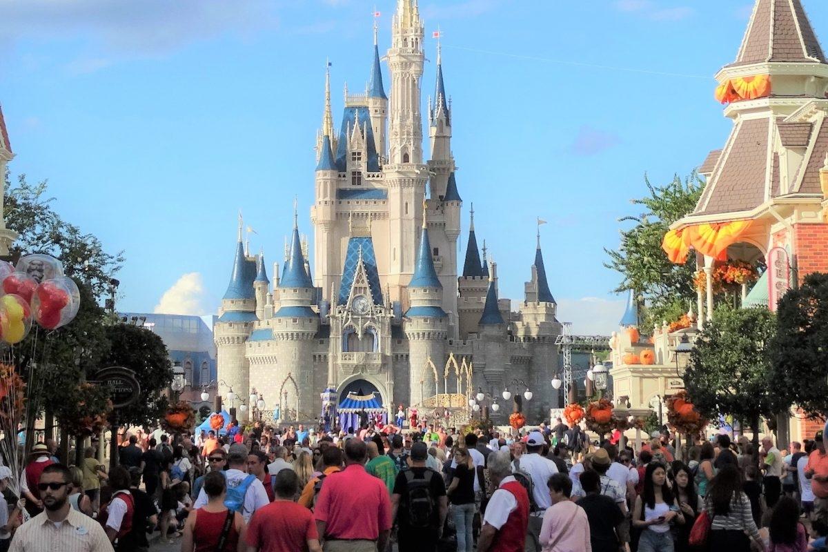 ¡Conocé inigualables parques temáticos en Disney!
