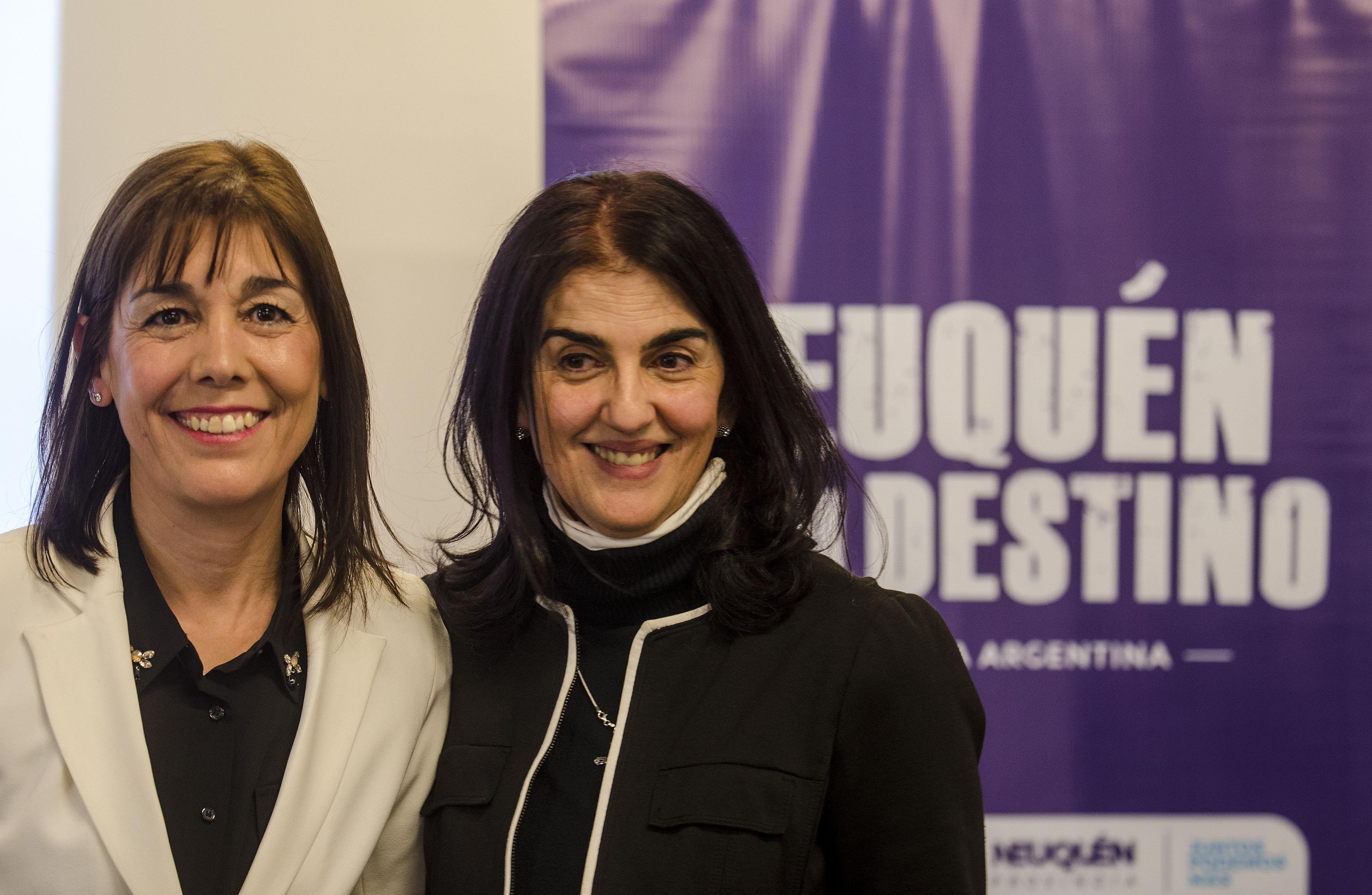 Soledad Urtubey destacó el potencial del turismo de reuniones de Neuquén