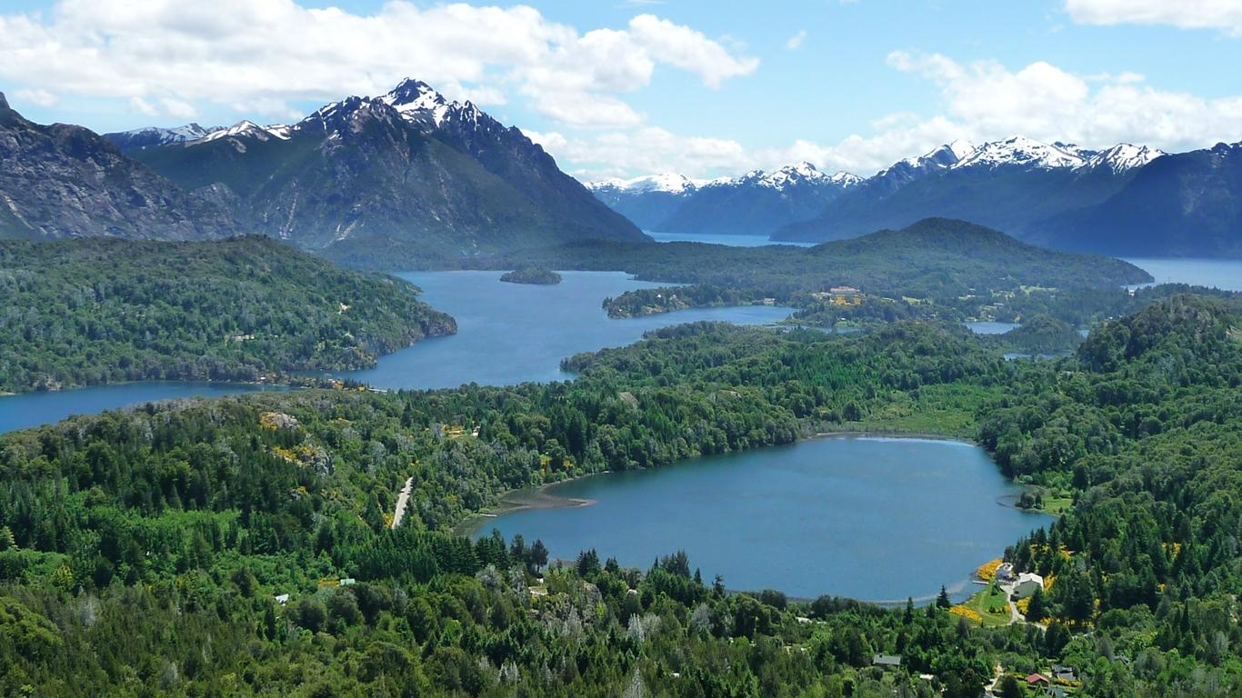 San Carlos de Bariloche,  ícono patagónico
