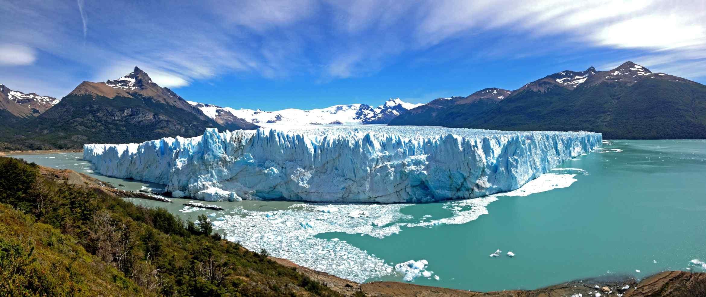 Calafate, la capital de los glaciares