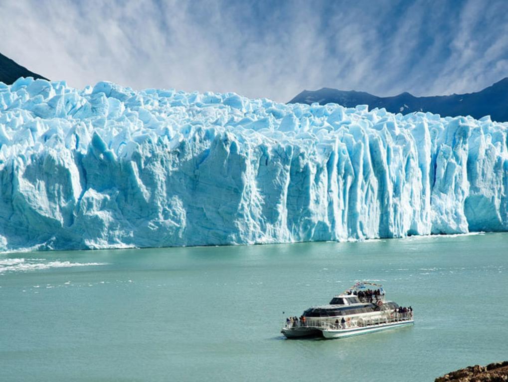 El Calafate te invita a realizar turismo en el campo de hielo