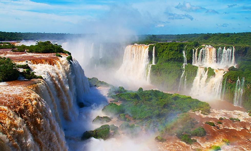 Una maravilla para los argentinos y para todo el mundo. Parque Nacional Iguazú