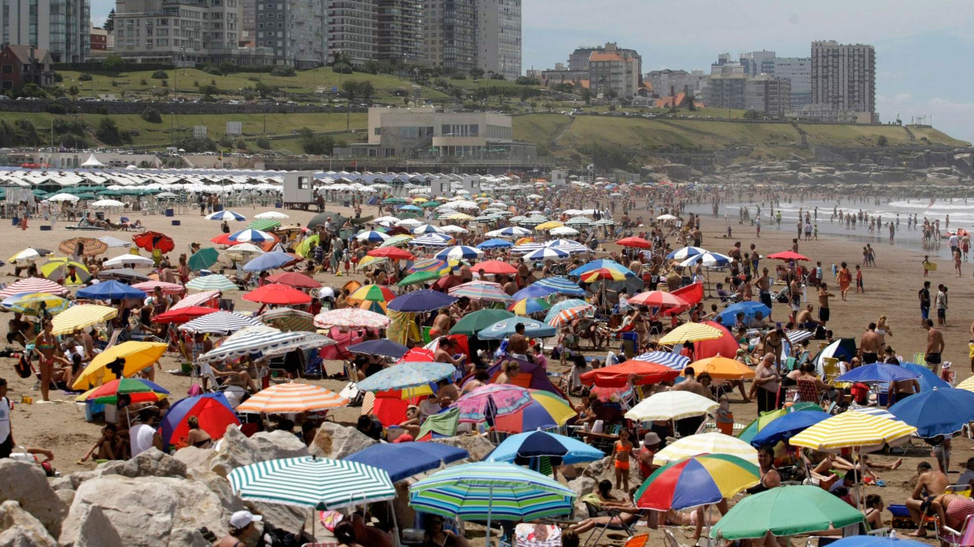 La feliz está preparada para recibir a miles de turistas, los de siempre y los que vuelven...