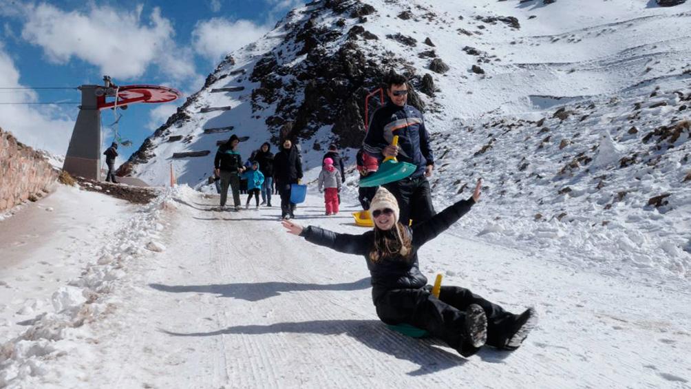 Bariloche cierra el mes con un noventa  por ciento  de ocupación hotelera