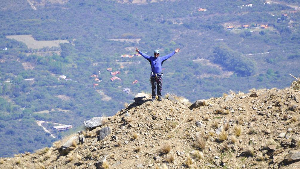 Villa de Merlo se afianza como una meca para el turismo aventura
