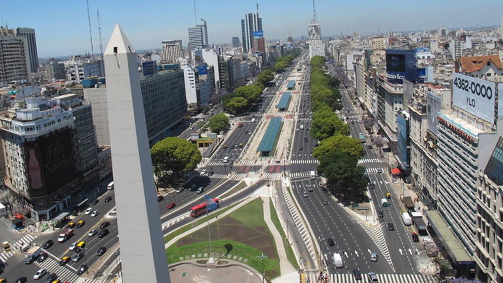La Urbe de Buenos Aires sostiene el levanta de turismo internacional y nacional