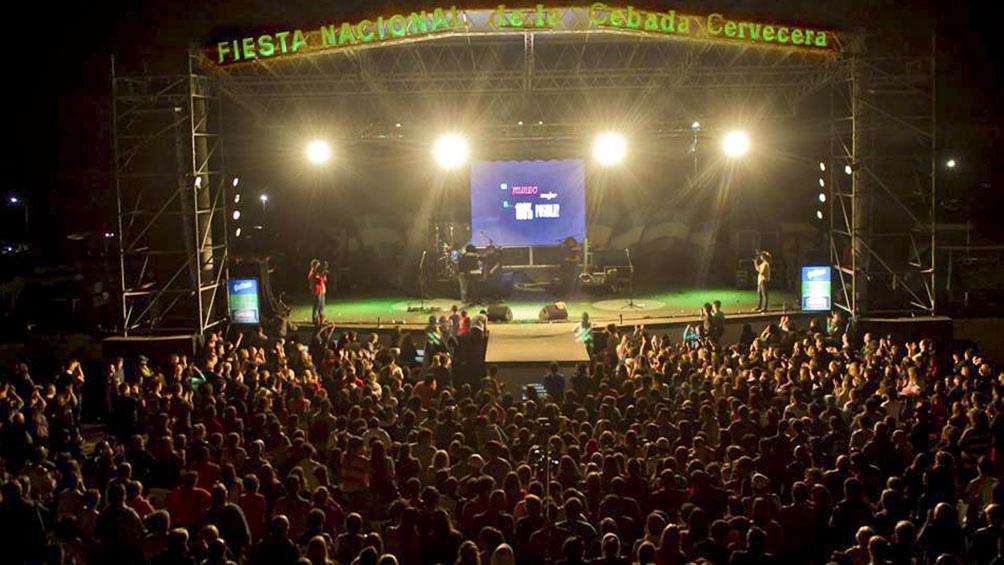 Variada oferta de espectáculos y actividades para la Celebración Nacional de la cebada cervecera