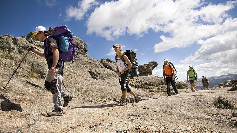 Los senderistas que visiten Parques Nacionales deberán anotarse en un registro