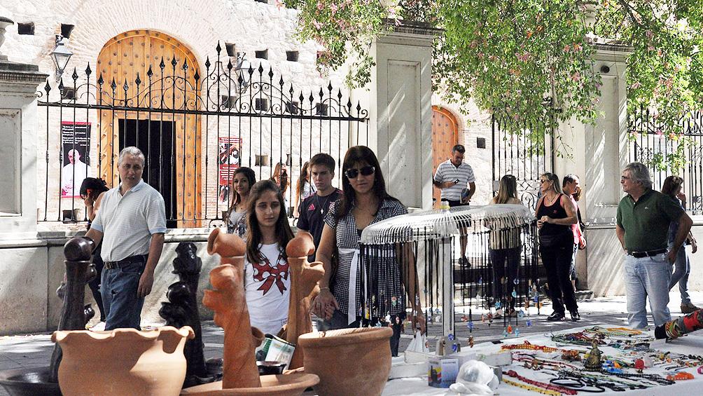 El turismo en la provincia está cerca del récord que tuvo en dos mil catorce