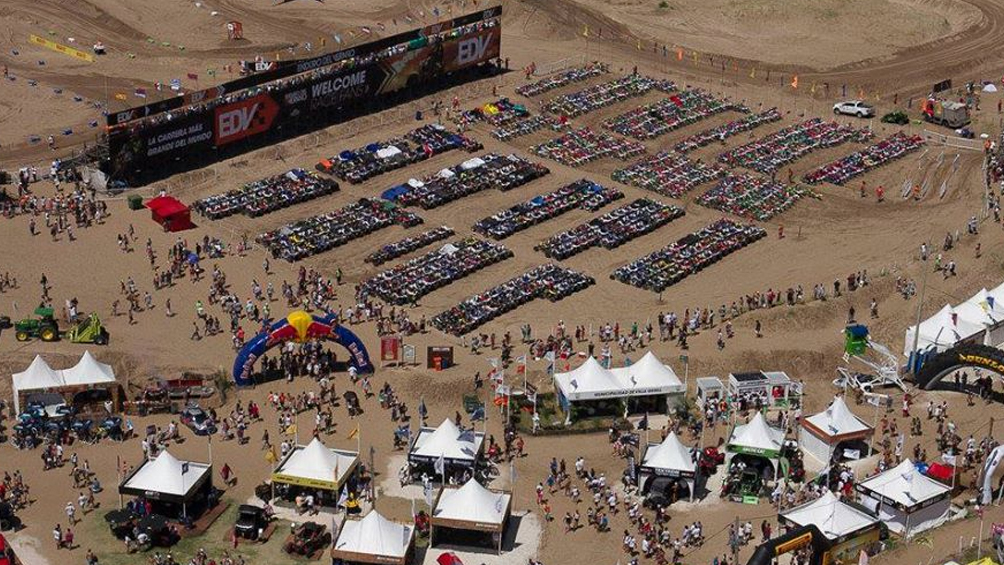 Aguardan más de ciento cincuenta personas para la carrera de motocicletas Enduro dos mil dieciocho
