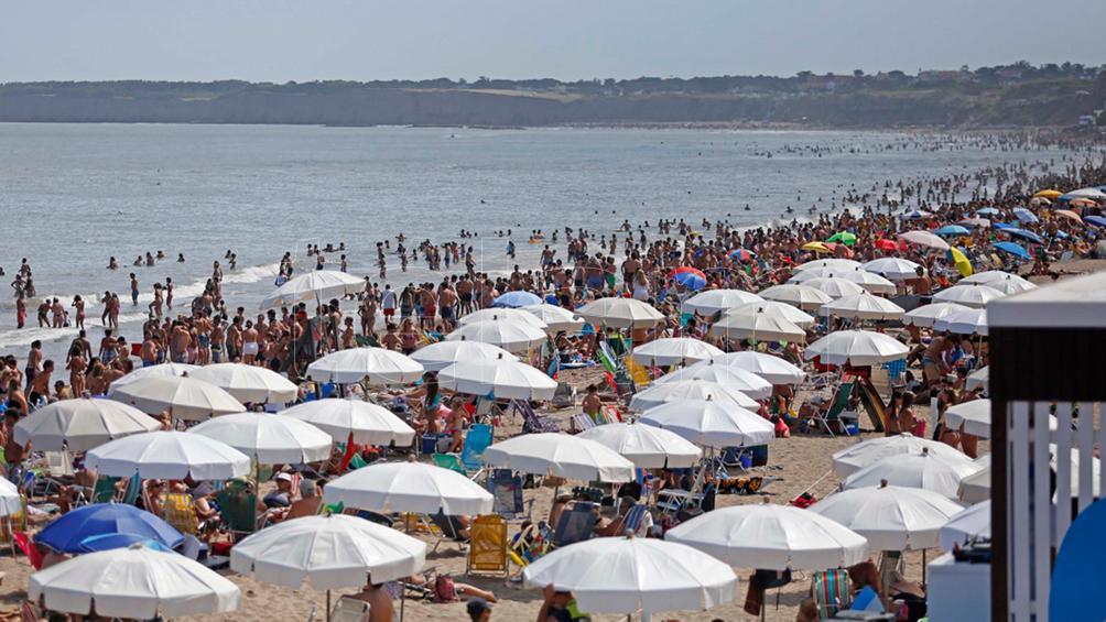 La Argentina tuvo en dos mil diecisiete récord histórico de ocupación hotelera: veinte con ocho millones