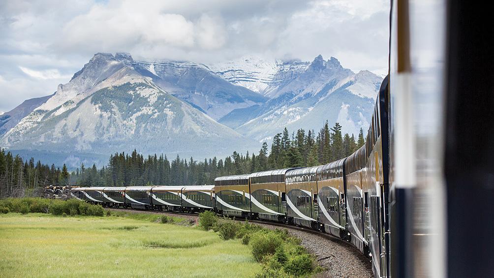 Una travesía de veintiuno mil quilómetros a bordo de los trenes más agradables del planeta