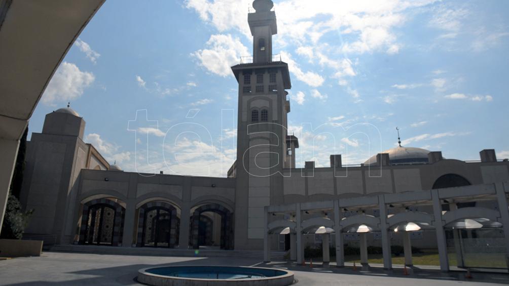 La mezquita de Palermo inauguró un nuevo pabellón sobre la herencia cultural del pueblo árabe