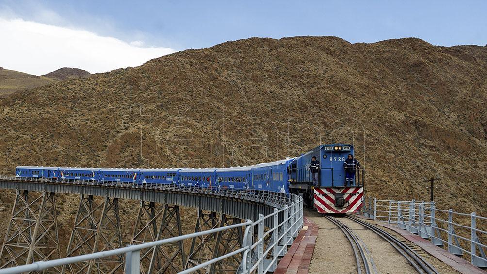El Tren a las Nubes recibió una esencial distinción internacionalmente