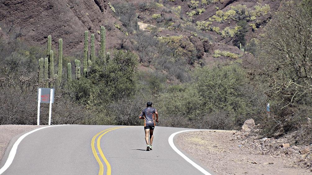 La maratón múltiple Cruce Calchaquí recorrerá los mejores paisajes de Brinca y Tucumán
