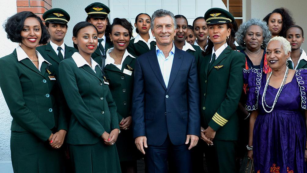 Ethiopian Airlines suma 2 vuelos semanales a Buenos Aires