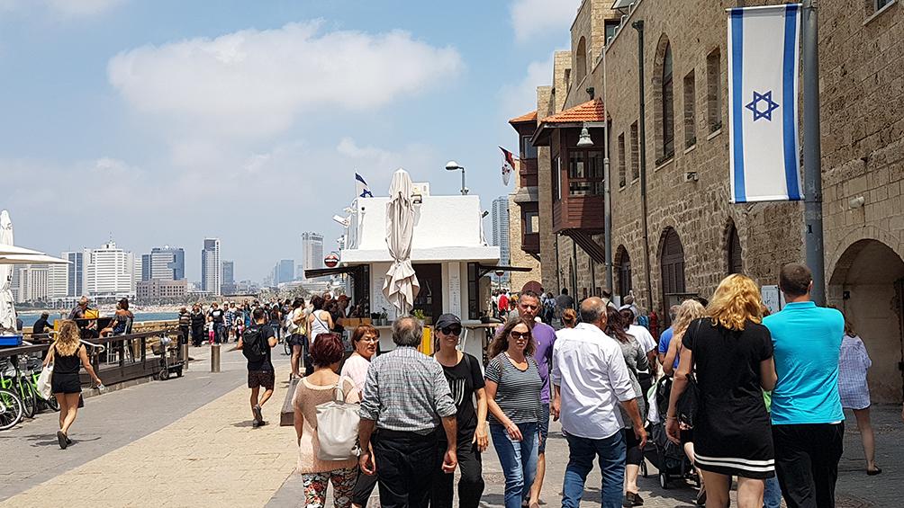 Jaffa, con prácticamente cinco mil años de historia, es el centro de la gastronomía y el diseño israelí