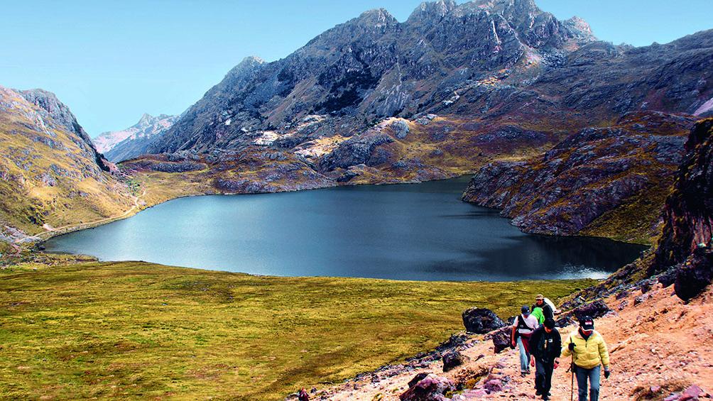 El departamento de Cusco ofrece 4 circuitos de trekking entre paisajes andinos