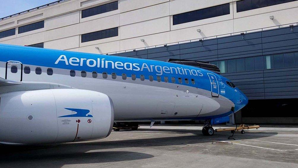 Compañías aéreas Argentinas anunció 5 vuelos semanales Mendoza-Mar del Plata