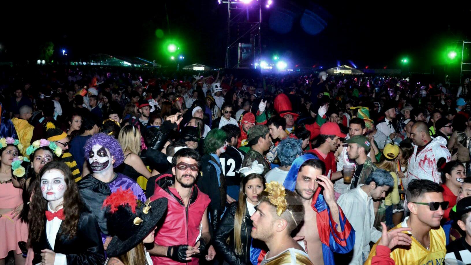 Empieza en Paraná la mayor celebración de disfraces