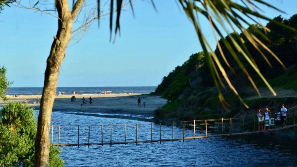 Las playas de Rocha y Maldonado aguardan una enorme afluencia de argentinos