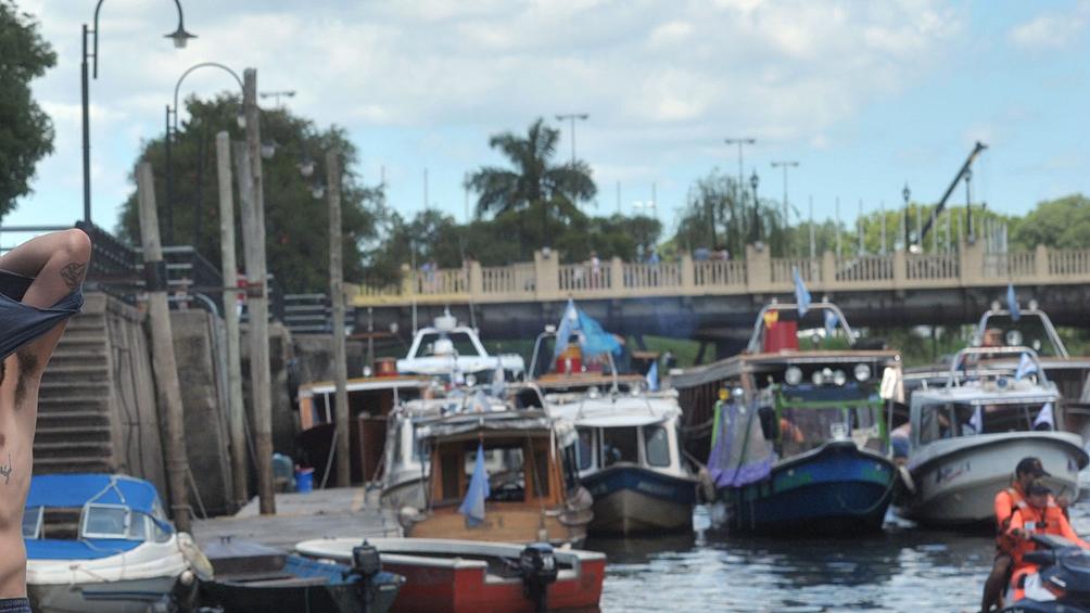 Tigre desarrolla nuevos paseos náuticos para recorrer su delta