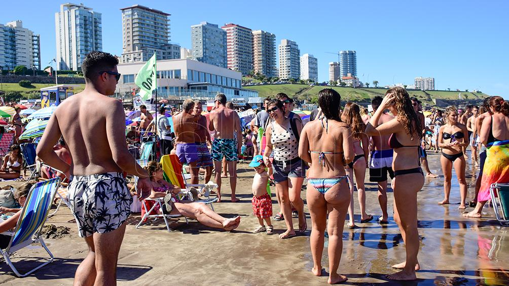 La demanda de alquiler para el verano en la Costa Atlántica se adelantó a septiembre