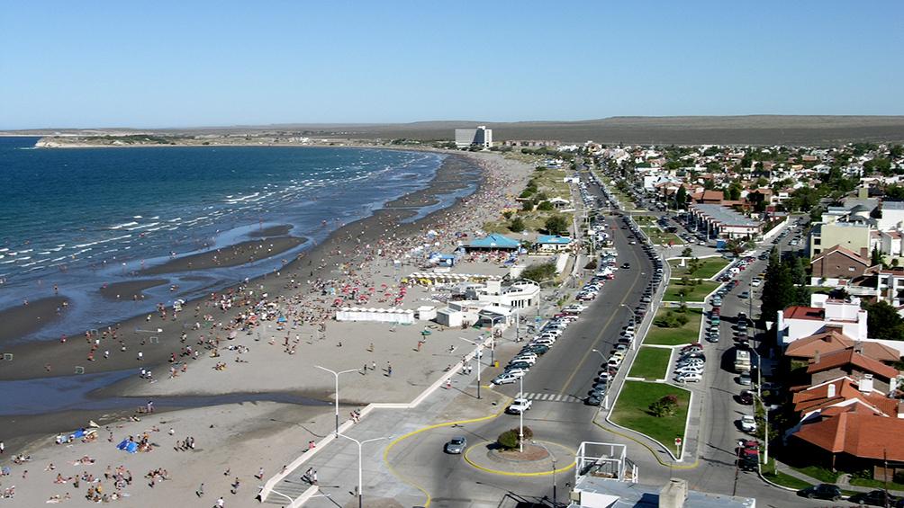 Los 8 balnearios de Puerto Madryn se preparan para el verano