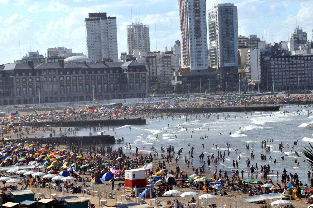 Aguardamos una temporada brillante en Mar del Plata, aseguró el intendente