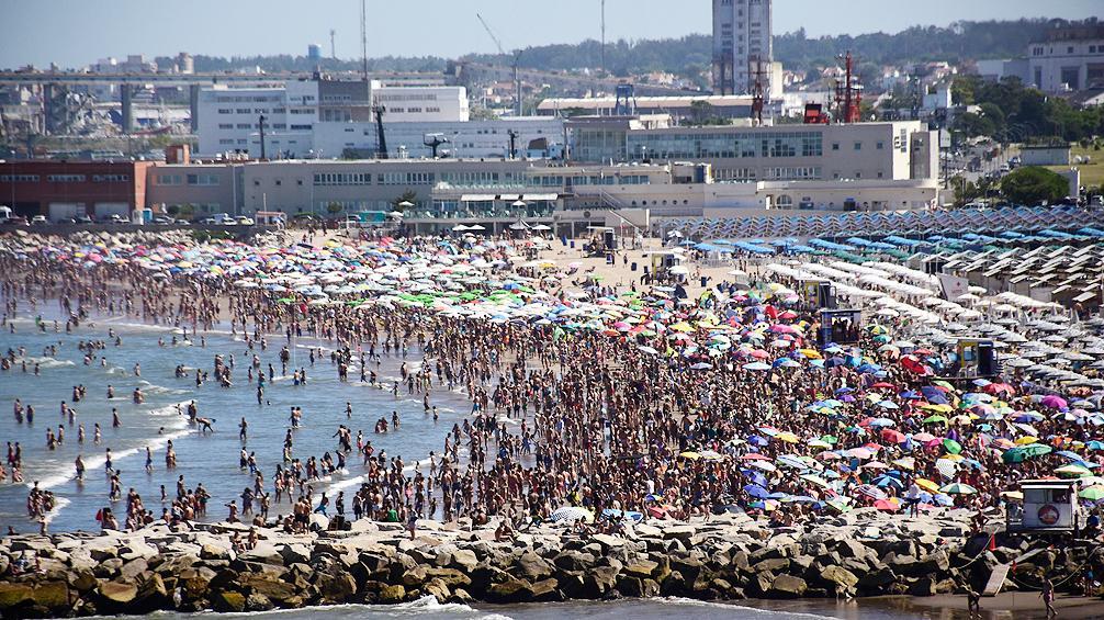 La ocupación hotelera ronda el ochenta y tres por ciento  este fin de semana en Mar del Plata