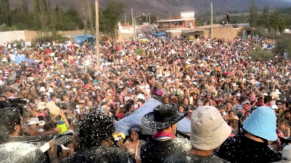 El carnaval marcó un récord turístico con más de cuarenta mil turistas festejando