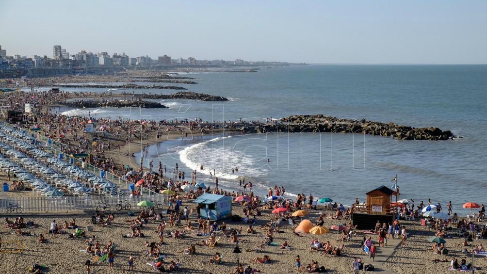 Mar del Plata alcanza el ochenta por ciento  de reservas hoteleras