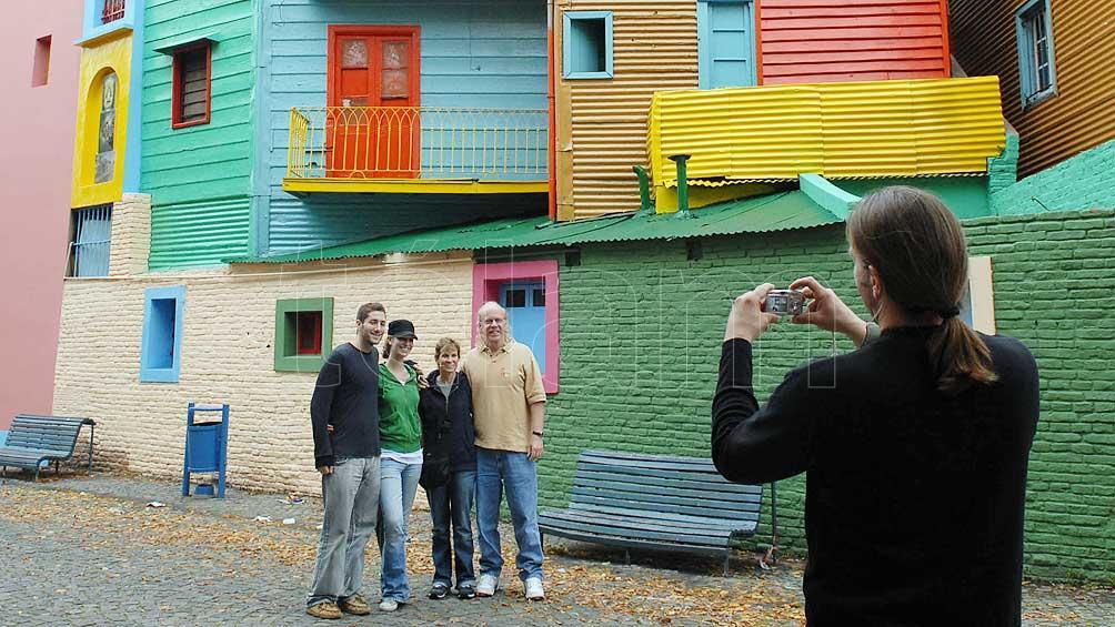 La competitividad turística de Buenos Aires mejoró un treinta y cuatro con dos por ciento  interanual en el tercer mes del año
