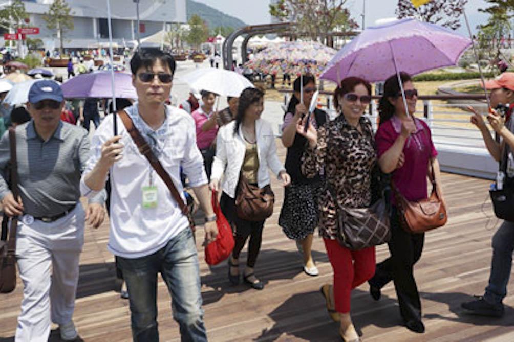 El Calafate busca afianzar el desarrollo del arribo de turistas chinos