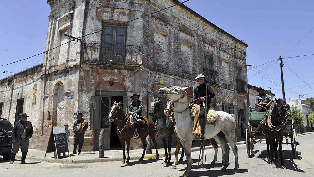 San Antonio de Areco ofrece más de cincuenta actividades para los turistas que la visiten en invierno