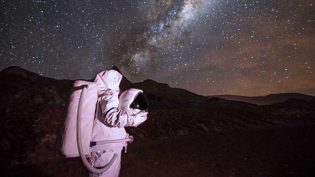 Sentite en Marte en la Castigue, la nueva campaña de promoción internacional