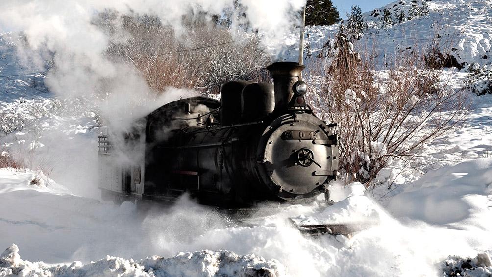El tren la Trochita añade una salida entre Esquel y Nahuel Pan