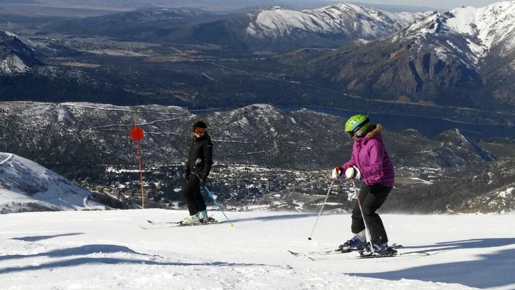 Bariloche festeja su tradicional Celebración Nacional de la Nieve en esta semana